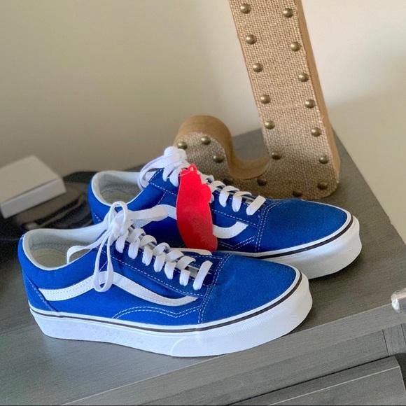 Vans Shoes | Vans Old Skool Lapis Blue